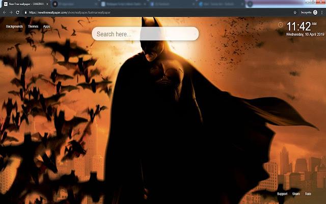 Nye Batman tegneserier