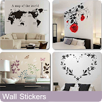 Wall Stickers Icon