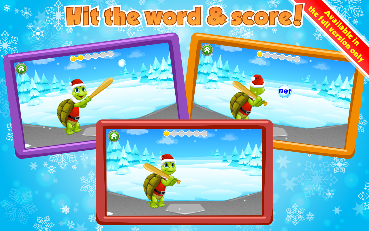 Learn to Read with Tommy Turtle- screenshot