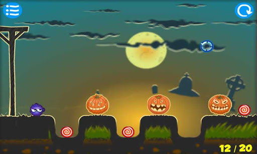 Get the Candy:Halloween