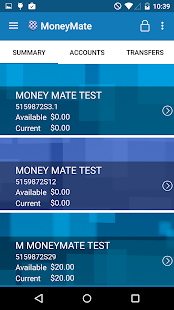 Money Mate–Police Credit Union- screenshot thumbnail