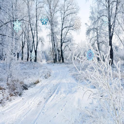 無料の降雪のHDライブ壁紙プロ