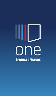 One Springer Nature Event - náhled