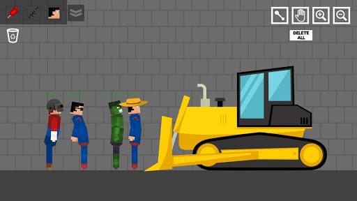 Super Hero Playground: Ragdoll Stick 1.0.0 screenshots 6