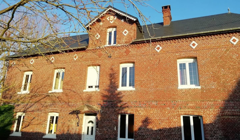 Maison Fontaine-le-Dun