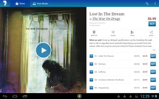7digital Music Store screenshot 9