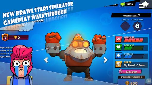 New Brawl Stars Box Simulator apktram screenshots 3