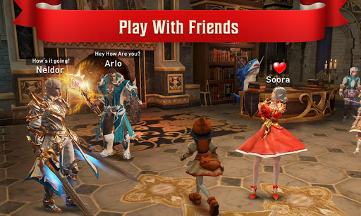 Download Lineage 2: Revolution MOD APK 5