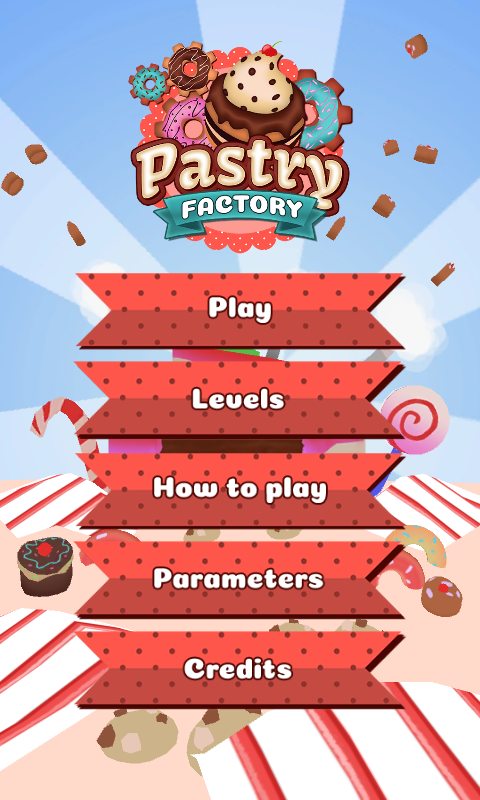 Pastry Factory (Unreleased)- screenshot