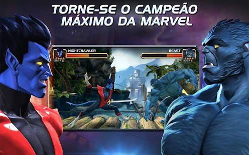 MARVEL Torneio de Campeões Screenshot