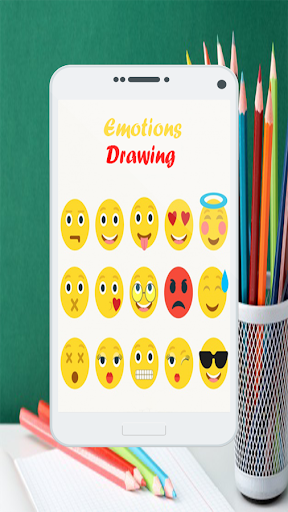 Emoticons Drawing