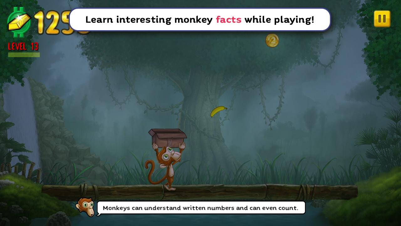 Greedy Little Monkey- screenshot