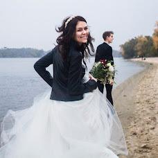 Wedding photographer Yuliya Kulek (uliakulek). Photo of 23.10.2017