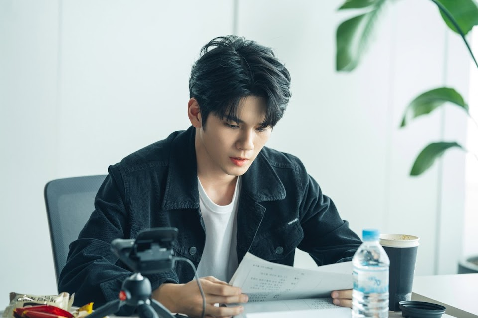 WANNA ONE Ong Seongwu
