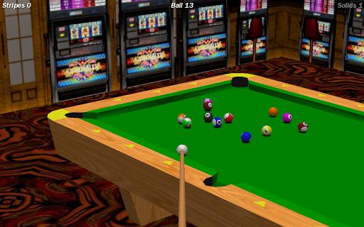 Vegas Pool Sharks Lite screenshot 7