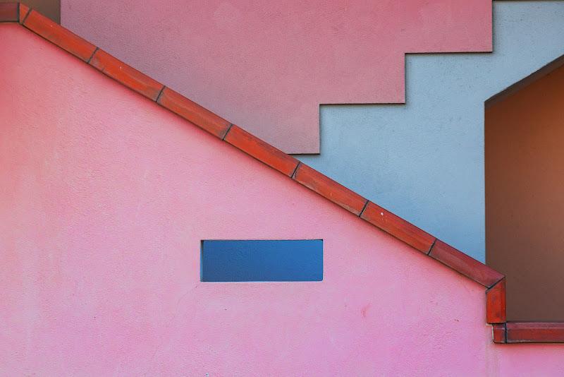 Diagonale tra il rosa  di ____Arrivo