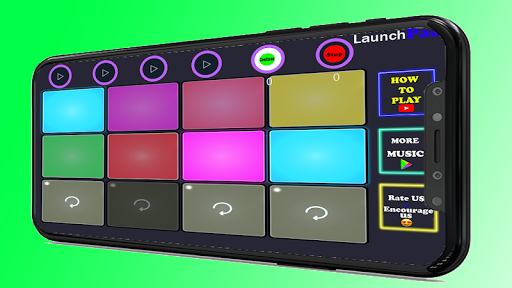 Bella Ciao - LaunchPad Dj Mix Music android2mod screenshots 6