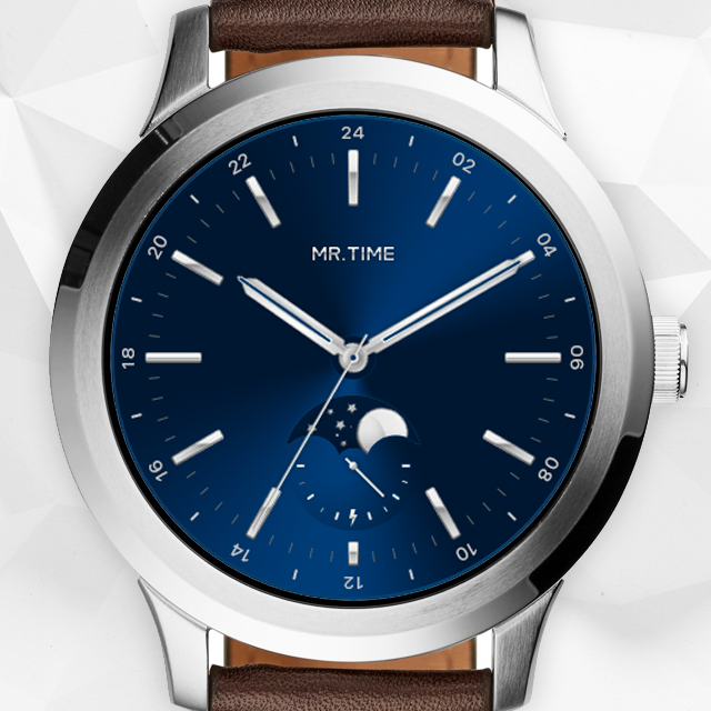 MR.TIME MAKER for Android Wear- screenshot