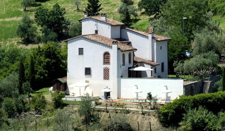 Maison avec terrasse Carmignano