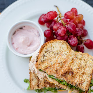 Turkey Cranberry Panini Recipes