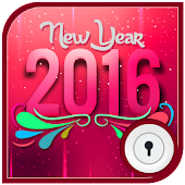 App Lock :Theme New Year 2016
