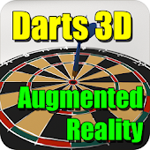 Darts 3D Augmented Reality