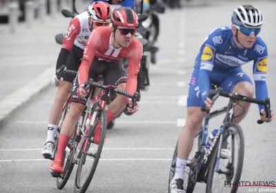Deceuninck-Quick.Step scoort het beste in sprintkoers