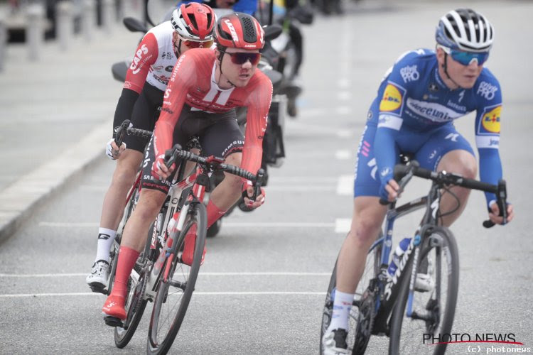 Remco Evenepoel helpt Deceuninck-Quick.Step aan zege in tweede wedstrijd uit Hammer Series