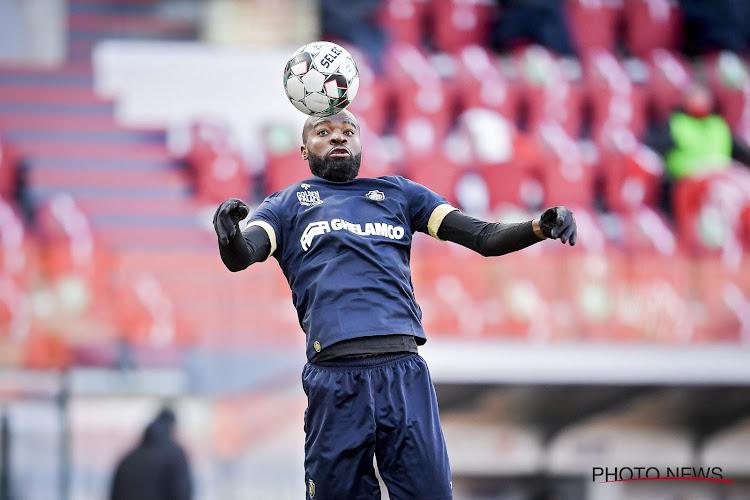 """Franky Vercauteren verwacht veel van Didier Lamkel Zé: """"Hij moet niet 5 keer scoren, 5 assists is ook goed!"""""""