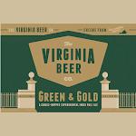 Virginia Beer Co. Green & Gold Experimental IPA