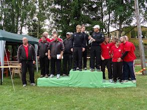 Photo: Pristagarna Svenska Cupen 2011