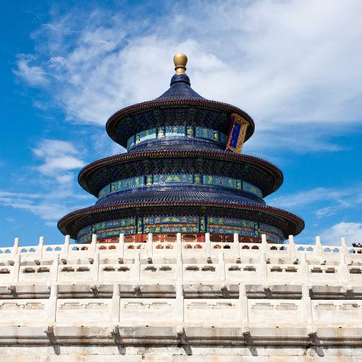 Beijing-Temple-of-Heaven - Gotta love the name: the Temple of Heaven in Beijing.