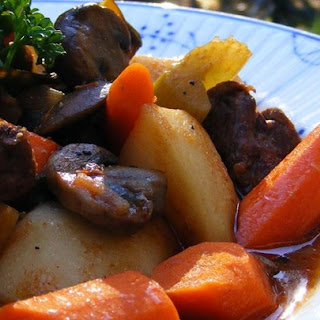 Make-Ahead Slow Cooker Beef Stew.