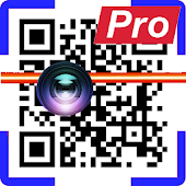 Pro PDF417 QR & Barcode Data Matrix scanner reader