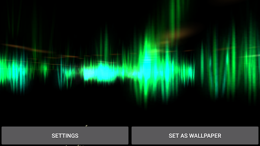 3D Abstract Parallax  LWP screenshot 13