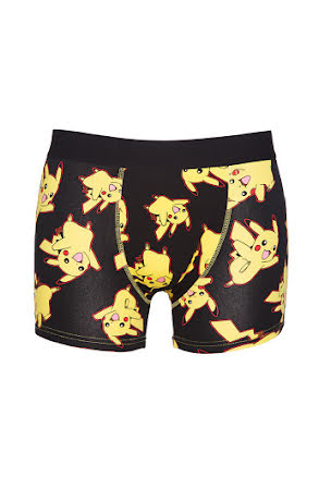 Pokémon boxershorts, Pikachu