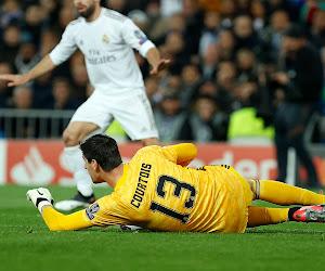 Frustrerende avond voor Belgen bij Real Madrid: opnieuw duur puntenverlies