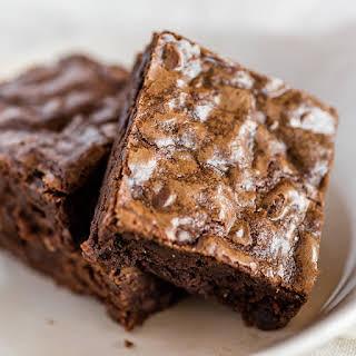 Coffee Fudge Brownies.