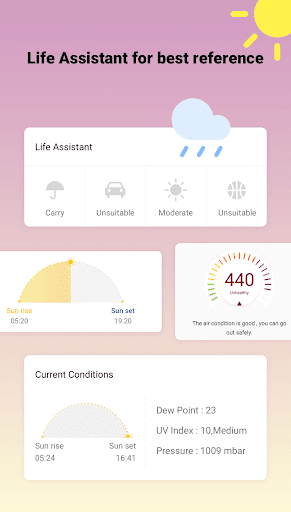 Previsão do tempo - Radar exato do tempo do mundo screenshot 4