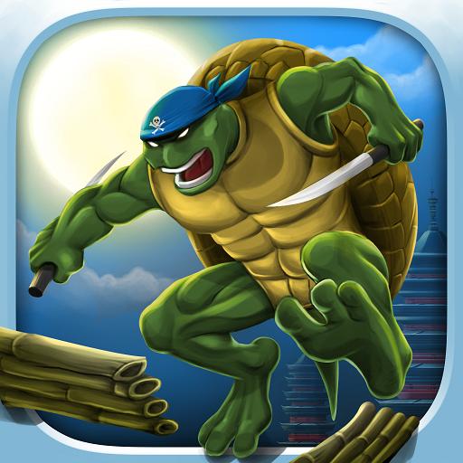 Turtle Ninja Jump (game)