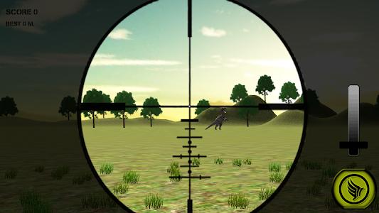 Dino Hunting Jurassic Sniper3D screenshot 3