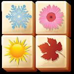 Mahjong Garden Four Seasons - Free Tile Game Icon