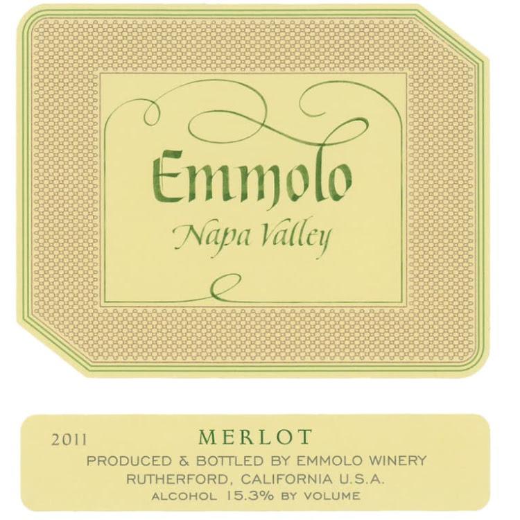 Logo for Emmolo Merlot