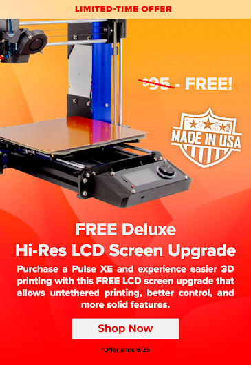 FREE Deluxe Hi-Res LCS Screen!