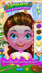 Christmas Face Paint Fun v1.0.0