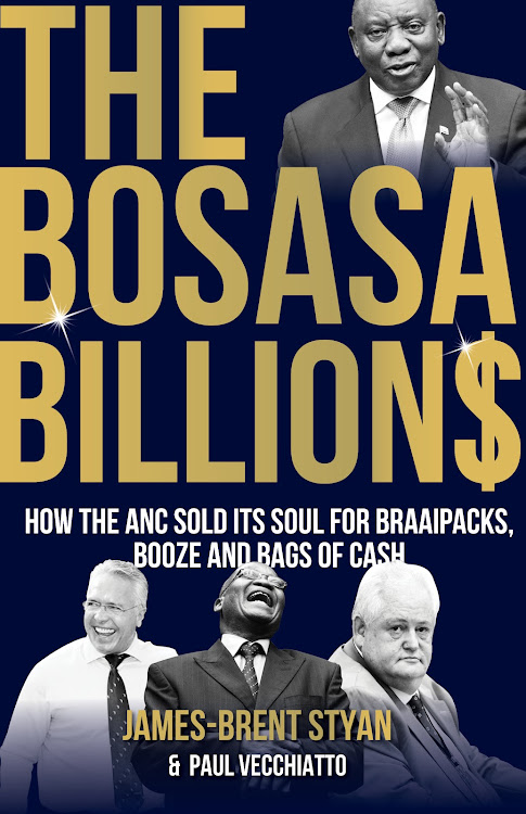 'The Bosasa Billions: How the ANC sold its soul for braaipacks, booze and bags of cash'.