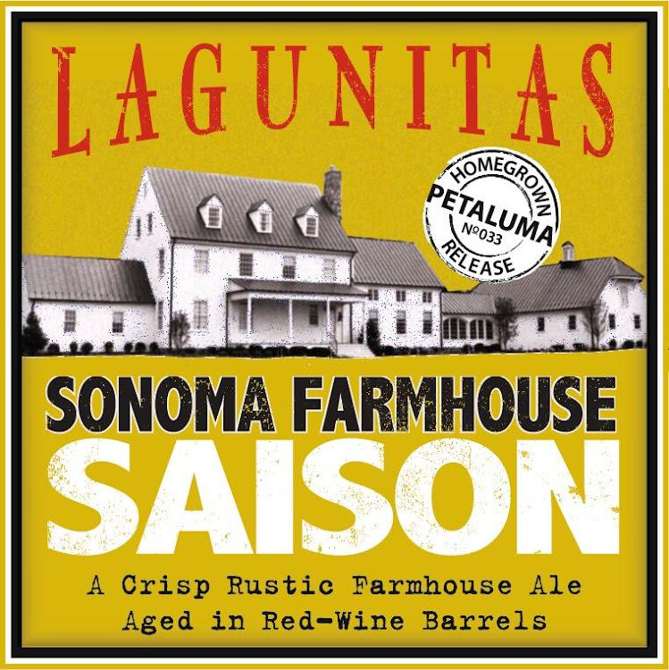 Logo of Lagunitas Sonoma Farmhouse Saison