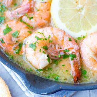 Lemon Shandy Peel and Eat Shrimp