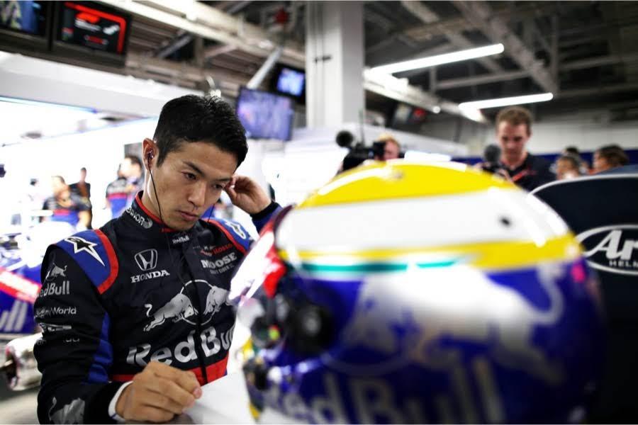 F1日本GP・山本尚貴