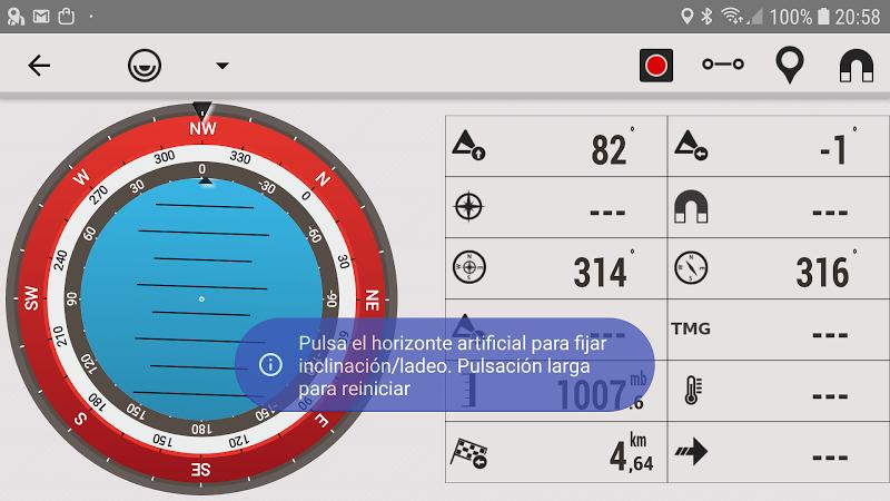 OruxMaps GP Screenshot 3